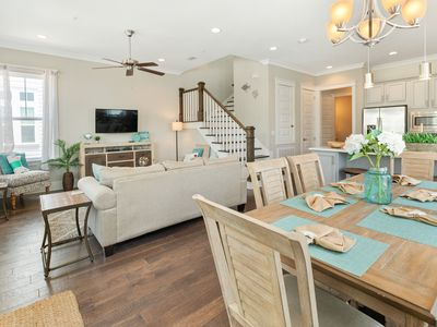 Photo for ☀Beachful Bliss-4BR-30A☀New Home! Jun 17 to 19 $1122 Total! 4Bikes-Blue Mtn Bch