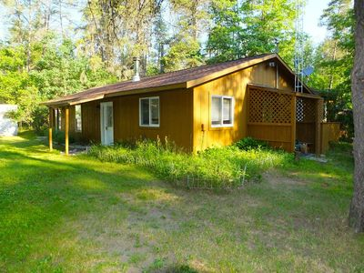 3BR Cabin Vacation Rental in Baldwin, Michigan #2054595