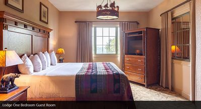 Photo for Fabulous 1 bedroom unit in Bluegreen Wilderness Lodge