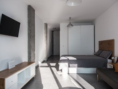 Photo for Gravina 5 Modern next to the beach +wifi  by Canar