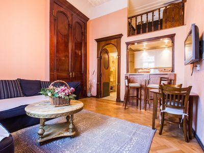 Photo for For rent best apartment in old Tbilisi,   Parallel street of Tbilisi main avenue