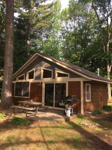 Newly Updated Lake Front Cabin in Siren