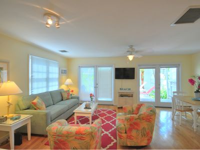 Photo for Fully furnished and perfectly located in the Truman Annex, a gated community of private homes.