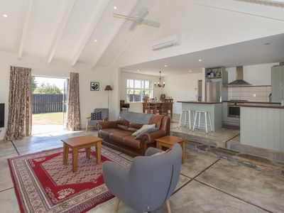 Photo for Modern Cottage Charm - Albert Town Holiday Home Only 5 Minutes From Wanaka