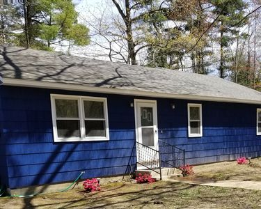 Photo for weirs beach 3 bedroom ranch with beach rights  house for rent lake winnipesaukee