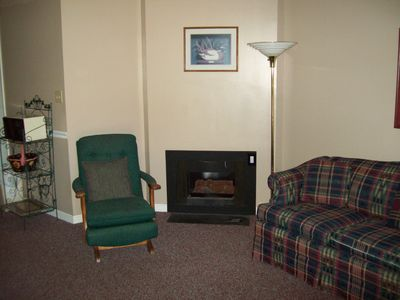 Photo for One Bedroom Condo in Downtown Gatlinburg (Unit 203)