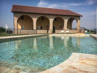 Photo for 3BR Apartment Vacation Rental in Vignale Monferrato, Piemonte