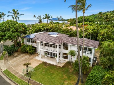 Photo for Elegant and Grand Ocean View Home. Newly Built! Perfect for Family Reunions