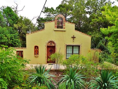Photo for The Mission - Artfully-Crafted Home in Kerrville's Most Eclectic Neighborhood