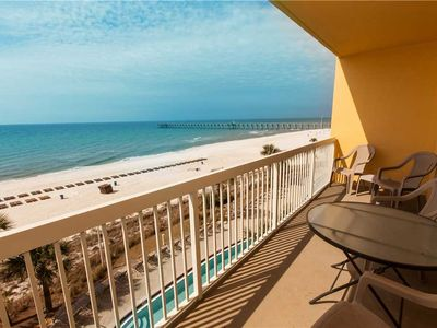 Photo for Cozy Beachy Decorated Ocean Front View With Two King Bedrooms + Extra Bunk Room