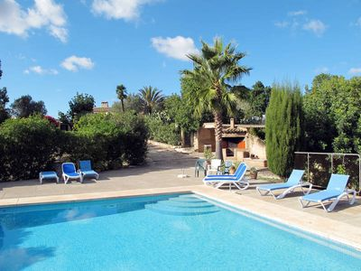 Photo for Vacation home Can Amagat  in Felanitx, Majorca / Mallorca - 10 persons, 5 bedrooms