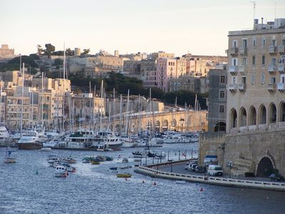 Photo for HOUSE OF CHARACTER IN THE PORT OF VALLETTA, SPECIAL PRICE, 20% DISCOUNT IMMEDIAT