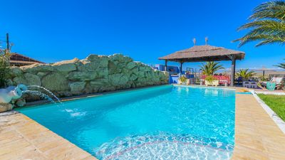 Photo for Splendid holiday complex for groups at 200 metres from the beach