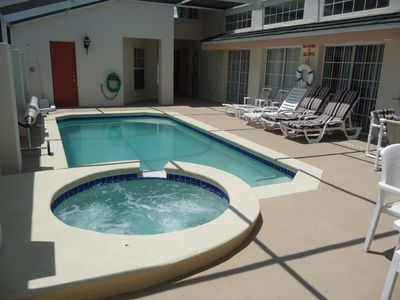 Photo for 4 bedroom, 4 bathroom house with pool, spa and games room