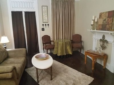 Photo for Historical Bywater 2-Room Suite w/private entrance and bathroom.