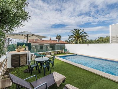 Photo for Villa Sealight: Large Private Pool, A/C, WiFi, Car Not Required