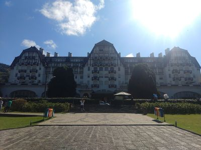 Photo for Petropolis apartment in the palace Quitandinha