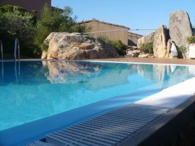 Photo for Villa with Fantastic Sea View, Wi-Fi, Pool and Terrace; Pets Allowed