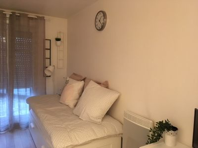 Photo for Holiday apartment Bussy St Georges for 1 - 4 persons with 2 bedrooms - Holiday apartment