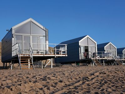 Photo for 4-6-person beach house in the holiday park Landal Strandhuisjes Julianadorp - on the coast/the beach
