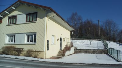 Photo for large house near Lake gérardmer comfortable
