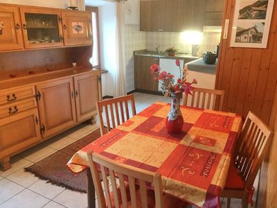 Photo for Apartment in the center of Anzonico with Internet (639118)