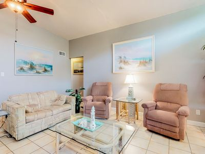 Photo for NEW LISTING! Peaceful quiet hideaway in the heart of Sarasota