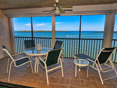 Photo for Private Paradise Located Directly On San Carlos Bay - Sanibel Harbour Resort 733