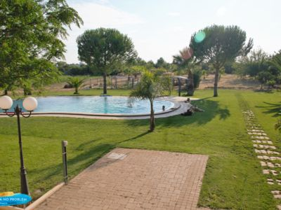 Photo for Villa Donatella, finely furnished apartment with swimming pool