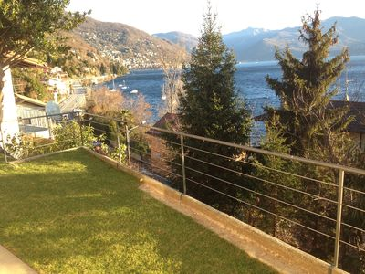 Photo for home with private garden and lake view