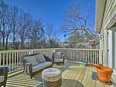 Photo for Oxford Condo 1 Block from Ole Miss & The Square!
