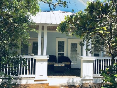 Enjoy your stay at the Good Life.  Our mantra is porch, beach, pool, repeat.