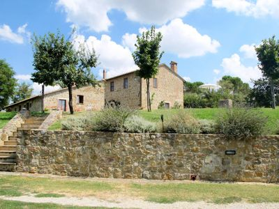 Photo for Vacation home Agriturismo Grappi (PEZ101) in Pienza - 6 persons, 2 bedrooms