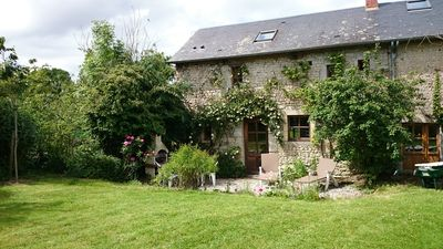 Photo for 1BR House Vacation Rental in Bricqueville, Normandie