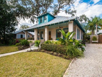 Photo for Charming 1920's Craftsman Cottage in Historic St. Augustine
