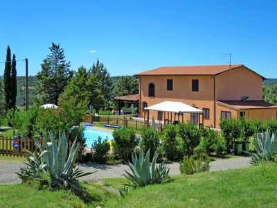 Photo for Stunning private villa for 12 people with private pool, WIFI, TV and parking