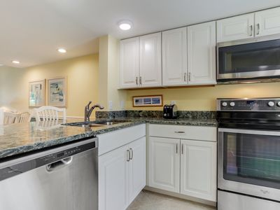 Surf Court 74 - Nicely Furnished Forest Beach Townhouse