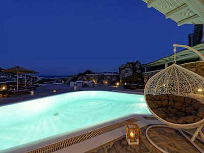 Photo for Luxury Meets Authenticity At a Sea View Villa With Private Pool And BBQ