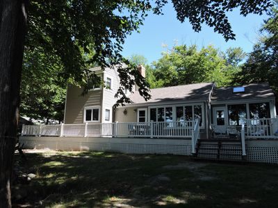 Photo for Lake Winnipesaukee Waterfront with Outstanding Views