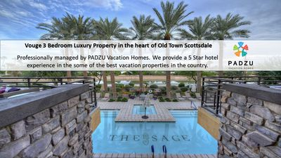 Photo for Posh condo in the heart of Scottsdale! Walking distance to Nightlife & Dining