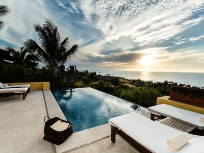 Photo for Spacious Villa with views to Infinity  located Four Seasons Private Villas