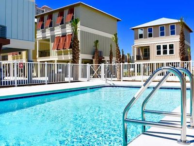 Photo for 2 Bedroom ~ Pet Friendly ~ Turtles Nest Beach House ~ Pool Access ~ Great Location