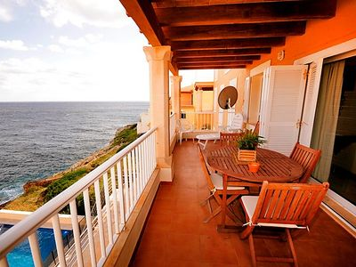 Photo for Apartment Rocas  in Cala Magrana, Mallorca - 5 persons, 3 bedrooms