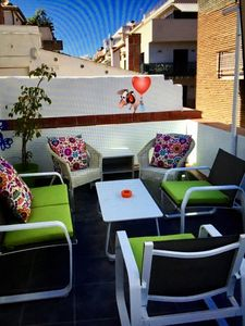 Photo for Cozy apartment in the center of Sitges