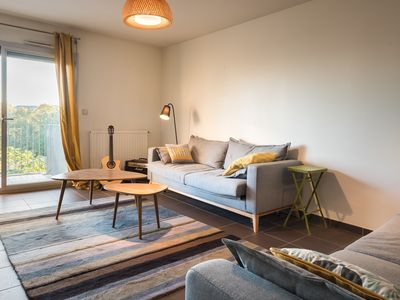 Photo for BEAUTIFUL APARTMENT WITH TERRASSE - FOURVIÈRE