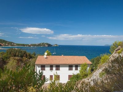 Photo for 2BR Apartment Vacation Rental in Rio Marina, Toscana