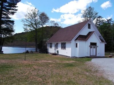 Photo for Beautiful Family Friendly Lakefront Property On Brant Lake