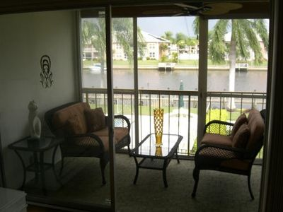Photo for Apartment in SE Cape Coral gel bed of gel bed directly. de