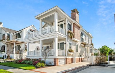 Photo for 2ND OFF THE BEACH IN STONE HARBOR! GORGEOUS 4BR, 3-1/2BA W/POOL & CABANA!