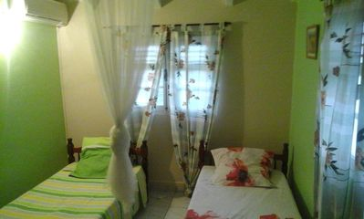 Photo for Rental of a tourist apartment (2 air-conditioned rooms)